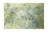 Japanese Flowers; Les Fleurs Japonaise Giclee Print by Georges de Feure