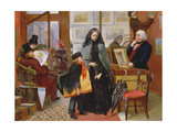 Study for 'Nameless and Friendless', C.1857 Giclee Print by Emily Mary Osborn