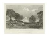 The Eagle, Snaresbrook, Essex Giclee Print by Thomas Mann Baynes