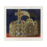Crown of Charlemagne Giclee Print