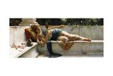 Vanity Giclee Print by Guglielmo Zocchi