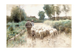 Homeward Bound Giclee Print by Anton Mauve