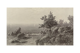 On the Beverly Coast, Massachusetts, 1874 Giclee Print by John Frederick Kensett