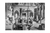 Saloon, Powerscourt House, County Wicklow, 1890 Giclee Print by Robert French