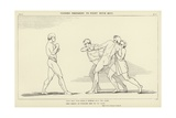 Ulysses Preparing to Fight with Irus Giclee Print by John Flaxman