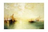 Venice, 1909 Giclee Print by Thomas Moran