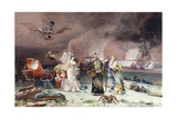 A Fairy Tale Giclee Print by Jean or Jehan Georges Vibert