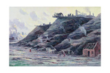 The Slag Heap, 1896 Giclee Print by Maximilien Luce