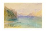 Lake Thun Giclee Print by Joseph Mallord William Turner