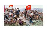 Mao-Tse-Tung Giclee Print