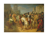 Napoleon Bonaparte Giclee Print by Jean Baptiste Debret