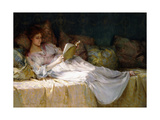 A Quiet Time Giclee Print by Francis Coates Jones
