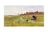 Hastings, 1894 Giclee Print by Thomas James Lloyd