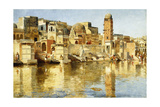 Muttra, 1888 Giclee Print by Edwin Lord Weeks