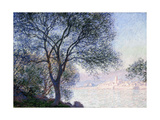 Antibes Seen from the Salis, 1888 Giclee Print by Claude Monet