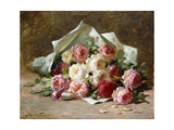 A Bouquet of Roses Giclee Print by Abbott Fuller Graves