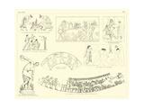 Homer's Iliad Giclee Print