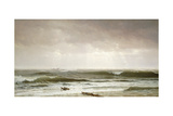 Along the Shore, 1870 Giclee Print by William Trost Richards