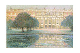 The Palace, Summer Morning Giclee Print by Henri Eugene Augustin Le Sidaner