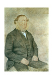 Portrait of John Mcdonald, 1874 Giclee Print by Richard Dadd