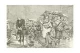 Dr Johnson's Penance Giclee Print by Adrian Scott Stokes