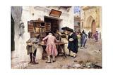 The Bibliophiles, 1879 Giclee Print by Luis Jimenez Y Aranda