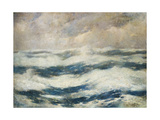 The Sky and the Ocean, 1913 Giclee Print by Emil Carlsen