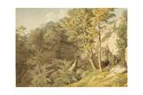 Canonteign, Devon, 1804 Giclee Print by John White Abbott
