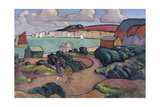 Studland Bay, 1911 Giclee Print by Roger Eliot Fry