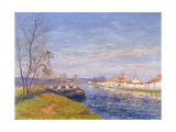 St Giclee Print by Gustave Loiseau