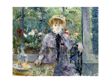 After Breakfast, 1881 Giclee Print by Berthe Morisot