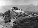 Potala Palace, Lhasa, C.1920-1 Photographic Print