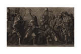 The Triumph of Scipio Giclee Print by Andrea Mantegna