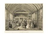 Chapel, Moat House, Ightham, Kent Giclee Print by Joseph Nash