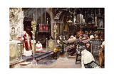 The Mass, 1859 Giclee Print by Jose Gallegos Arnosa