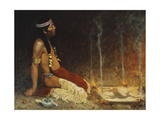 The Conjurer Giclee Print by Eanger Irving Couse