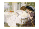 The Letter, 1910 Giclee Print by Henry Caro-Delvaille