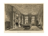Drawing Room, Aston Hall, Warwickshire Giclee Print by Joseph Nash