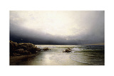 Lands End - New Jersey Coast, 1887 Giclee Print by William Trost Richards