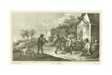 Village Festival Giclee Print by David Teniers the Younger