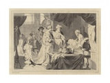 Antiochus and Stratonice Giclee Print by Gerard De Lairesse