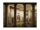 Teatro Olimpico Giclee Print by Andrea Palladio