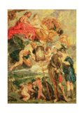Homage to Rubens Giclee Print by Henri Fantin-Latour