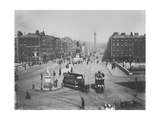 O'Connell Street, Dublin, Ireland, C.1890 Giclee Print by Robert French