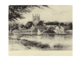 Henley Giclee Print by John Fullwood