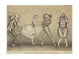 The New Christmas Pantomime Giclee Print by John Doyle
