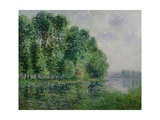 Landscape by the Sea Giclee Print by Gustave Loiseau