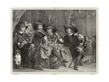 Governors of the Archers' Civic Guard, Amsterdam Giclee Print by Bartolomeus Van Der Helst