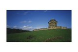 Mausoleum Giclee Print by Nicholas Hawksmoor