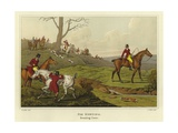 Fox Hunting Giclee Print by Henry Thomas Alken